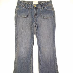 "Sz 4/30"" Inseam Signature Levi Strauss & Co. Boot"